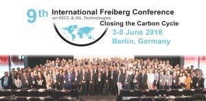 Teilnehmer der 9th International Freiberg Conference on IGCC & XtL Technologies in Berlin, 03.- 08.06.2018
